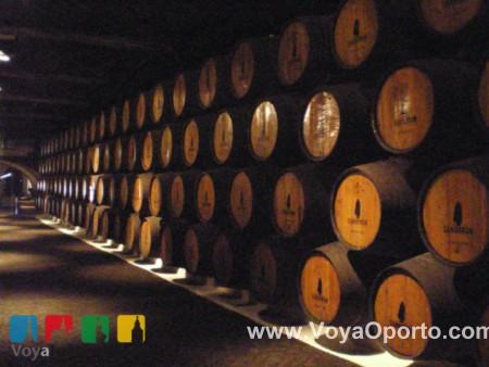 Bodegas vino de Oporto