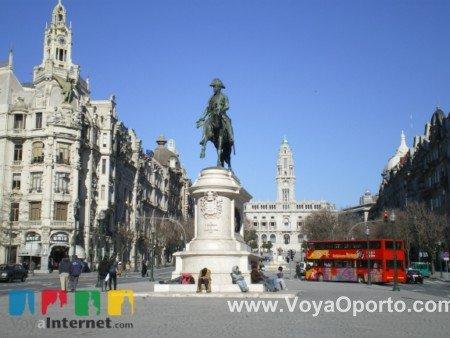 Lugares de interés en Oporto